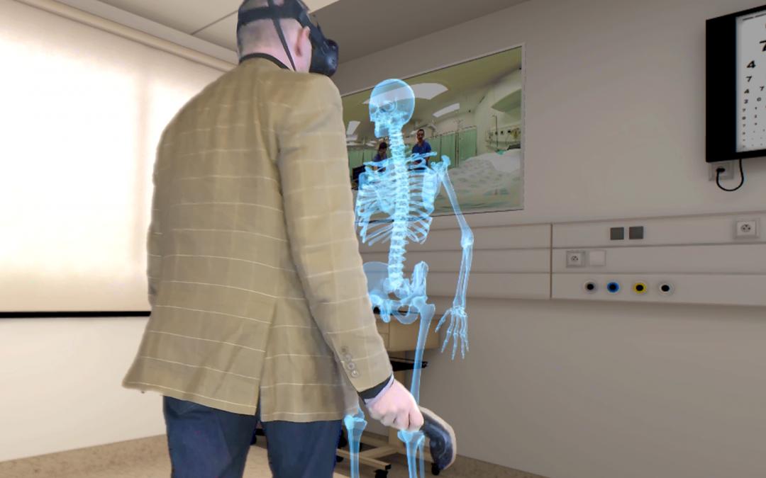 Virtual Reality Health