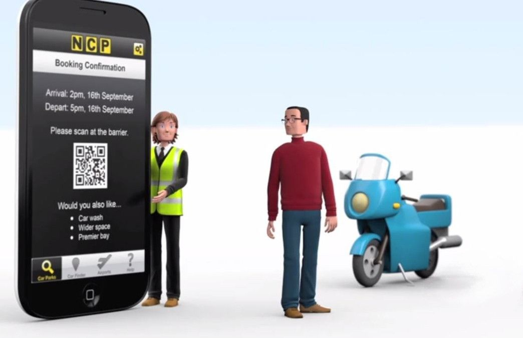 NCP Animated Customer Journey