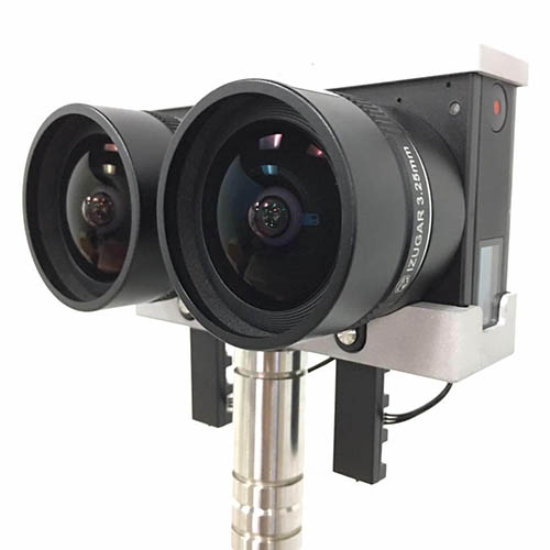 iZugar 2XL 180 camera