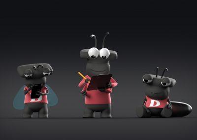 BBC Doodlebugs