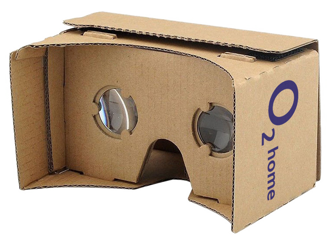 Google cardboard VR 360 viewer