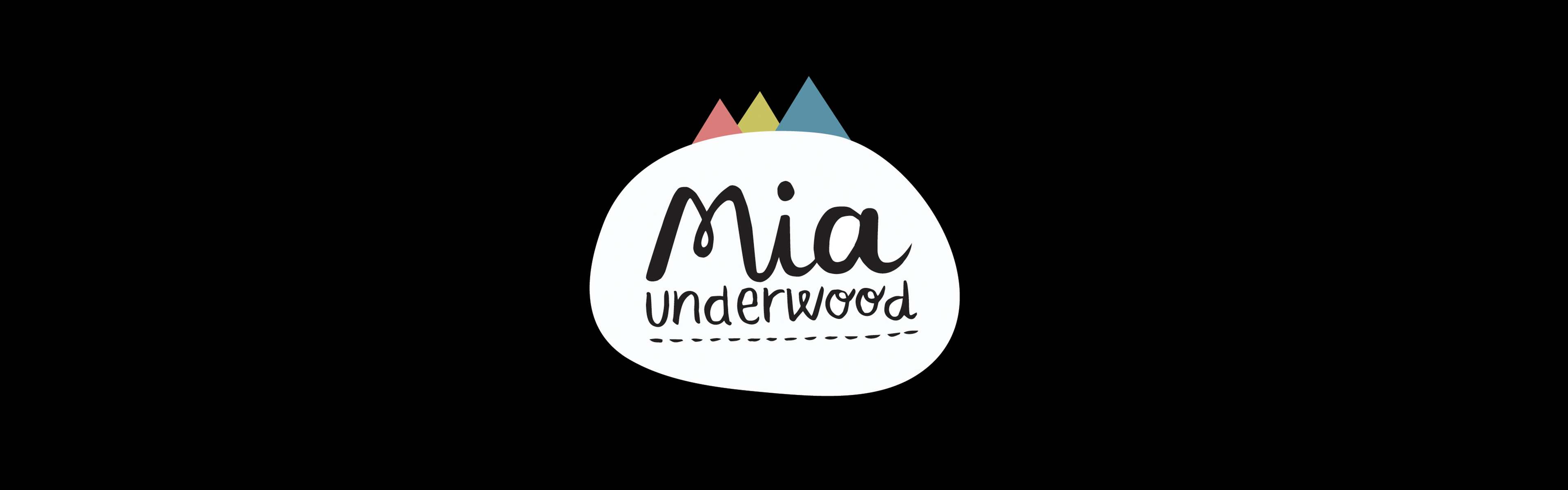 Mia Underwood handwritten logo
