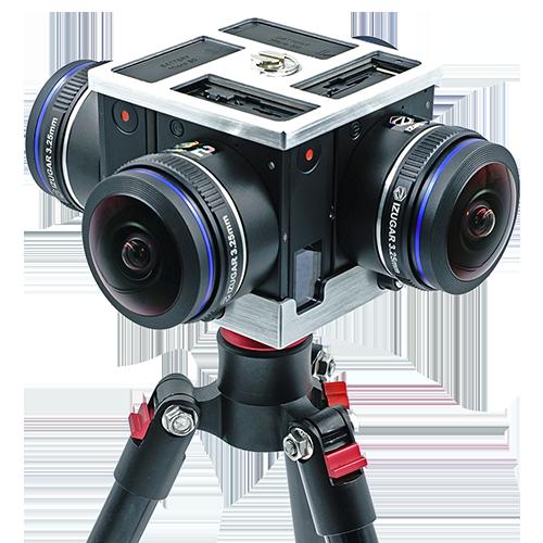 iZugar 4XL 360 camera